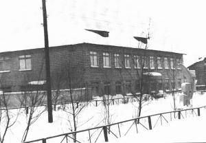 Строительство спортзала в Березниковском училище