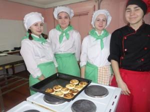 учебная практика в учебном кулинарном цехе3