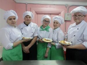 учебная практика в учебном кулинарном цехе4